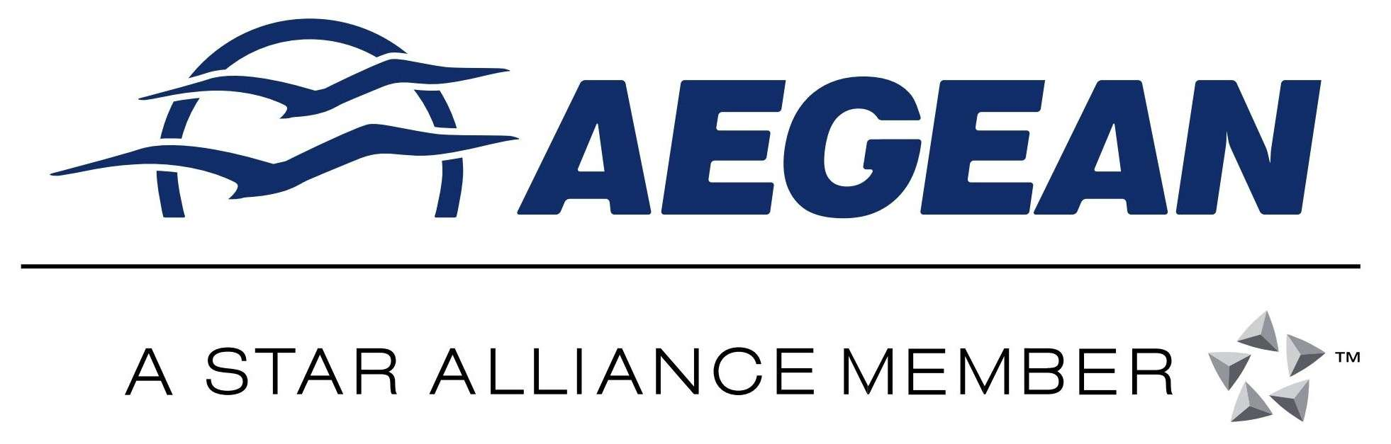 Aegean Airlines Logo png