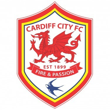 Cardiff City Football Club Logo png