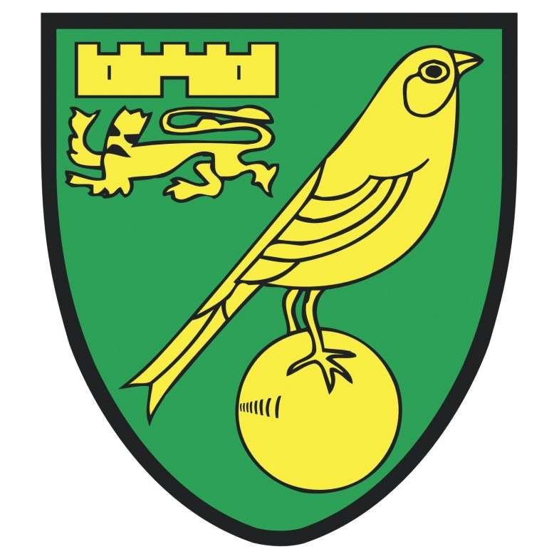 Norwich City Football Club Logo [EPS] png