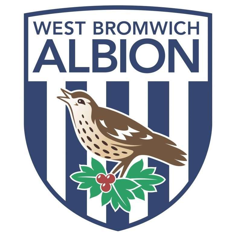 West Bromwich Albion Football Club Logo [EPS] png