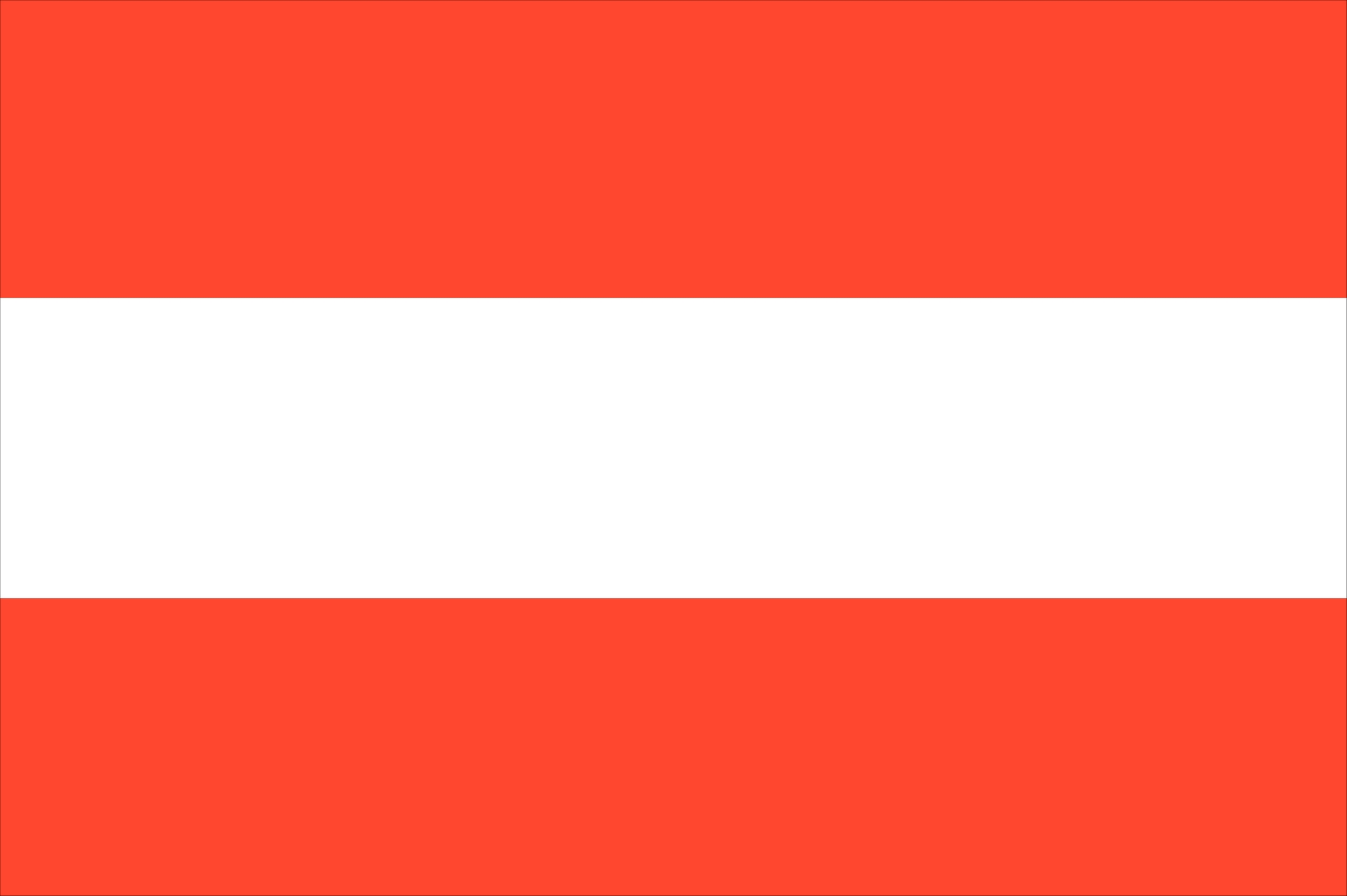 Official Chicago Flag Vector Austria flag  eps Official Chicago Flag