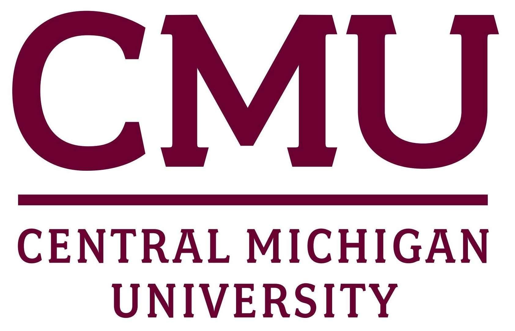 Central Michigan University (CMU) Logo png