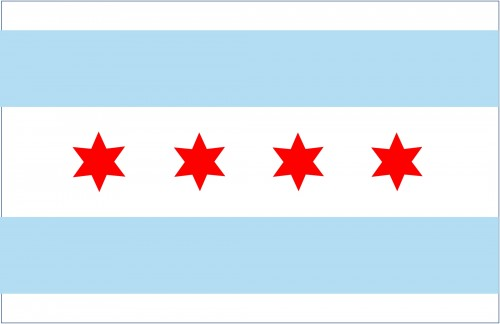 Chicago-City-Flag
