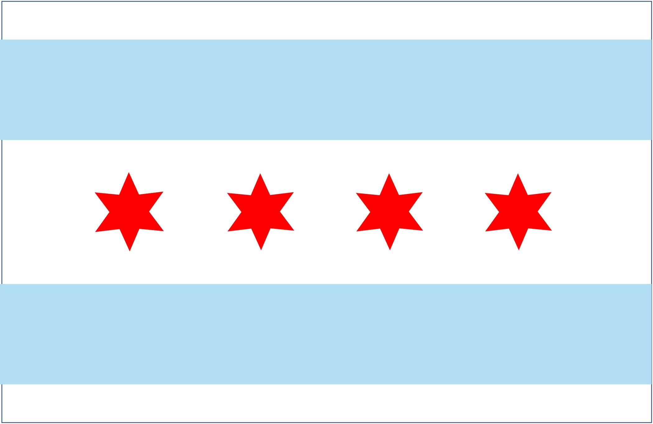 Chicago City Flag and Seal  PDF Official Chicago Flag