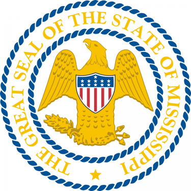 Mississippi Flag&Seal&Coat of Arms png