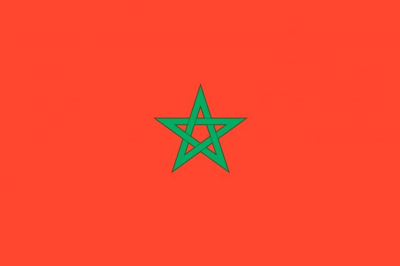 Morocco Flag [maroc.ma] png