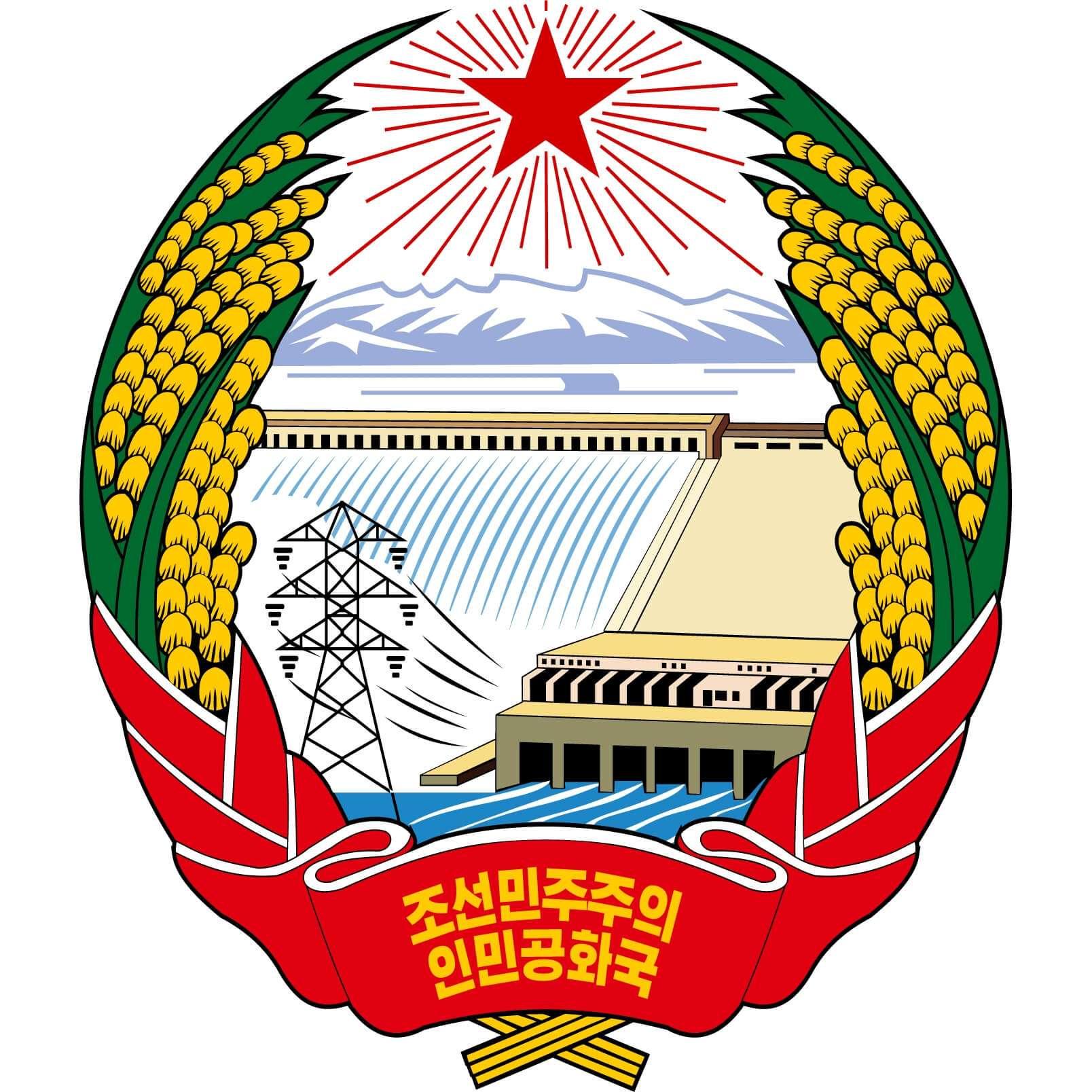 North-Korea-Emblem