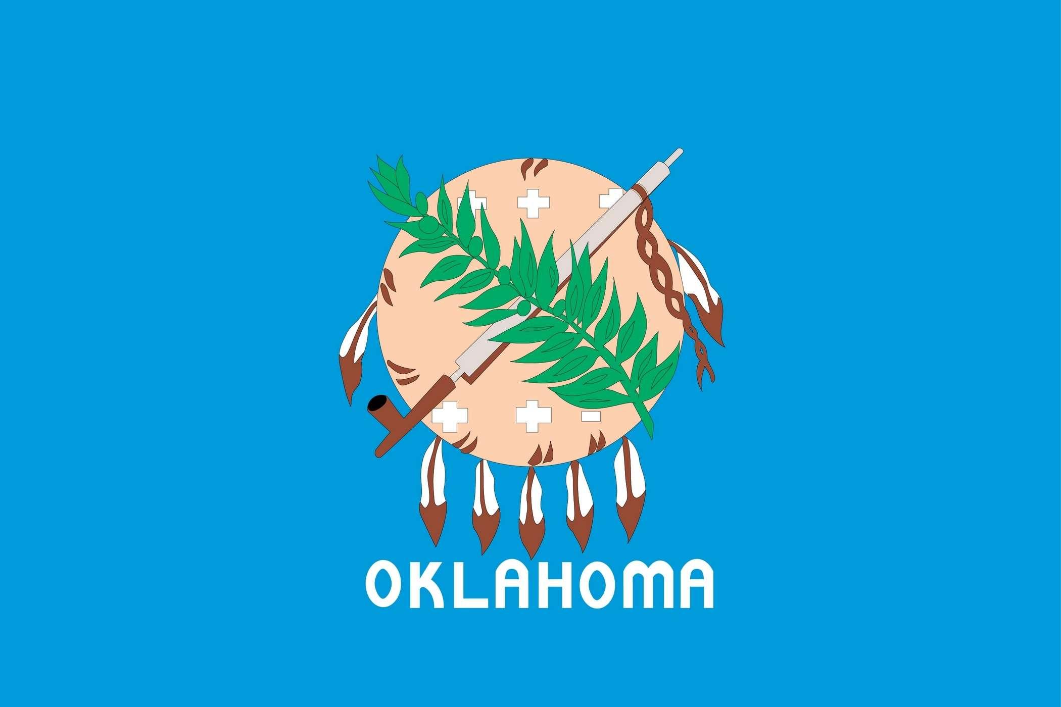 Oklahoma-State-Flag