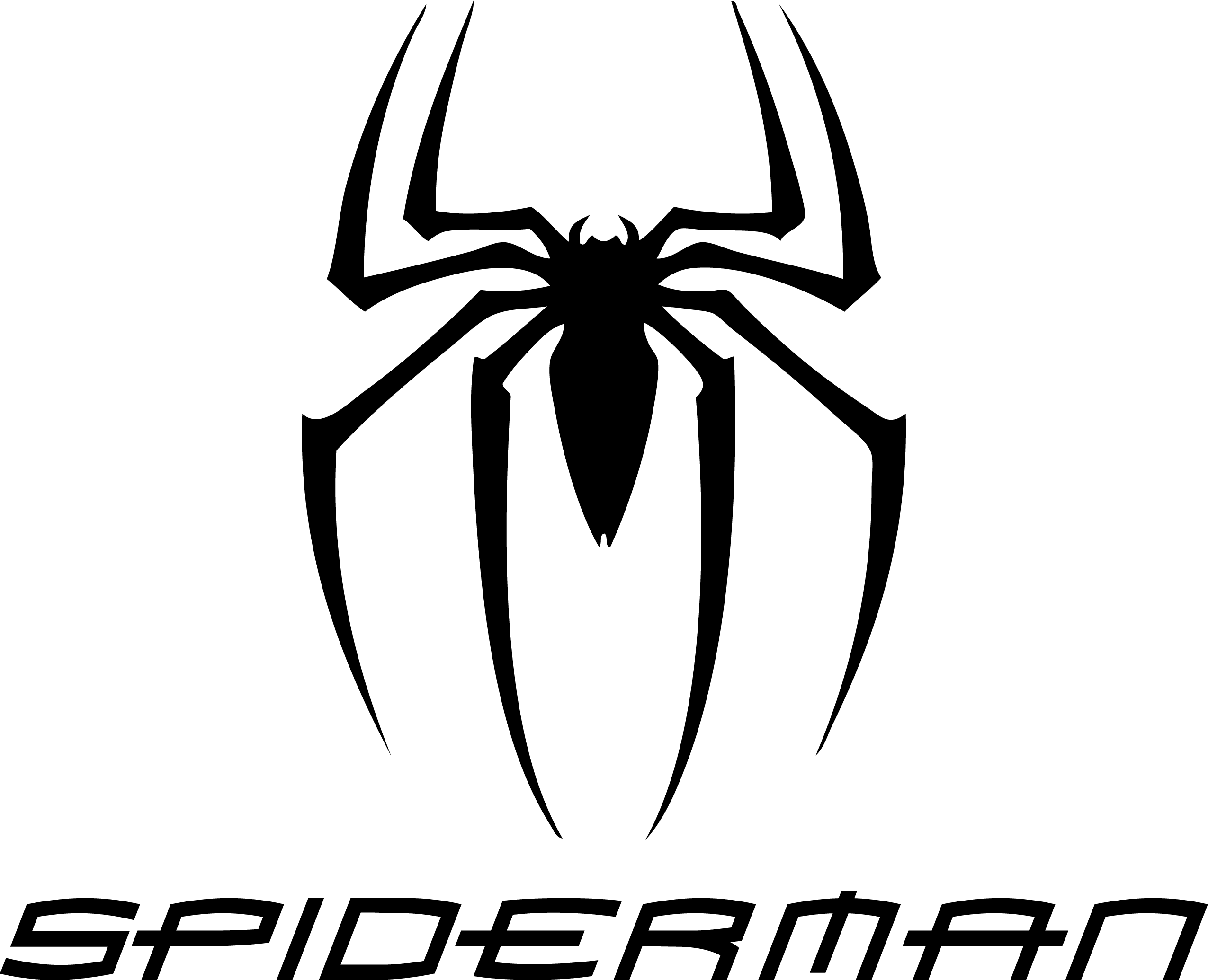 SpiderMan Logo png