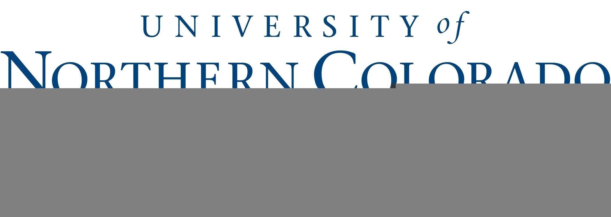 UNC-University-of-Northern-Colorado-Logo