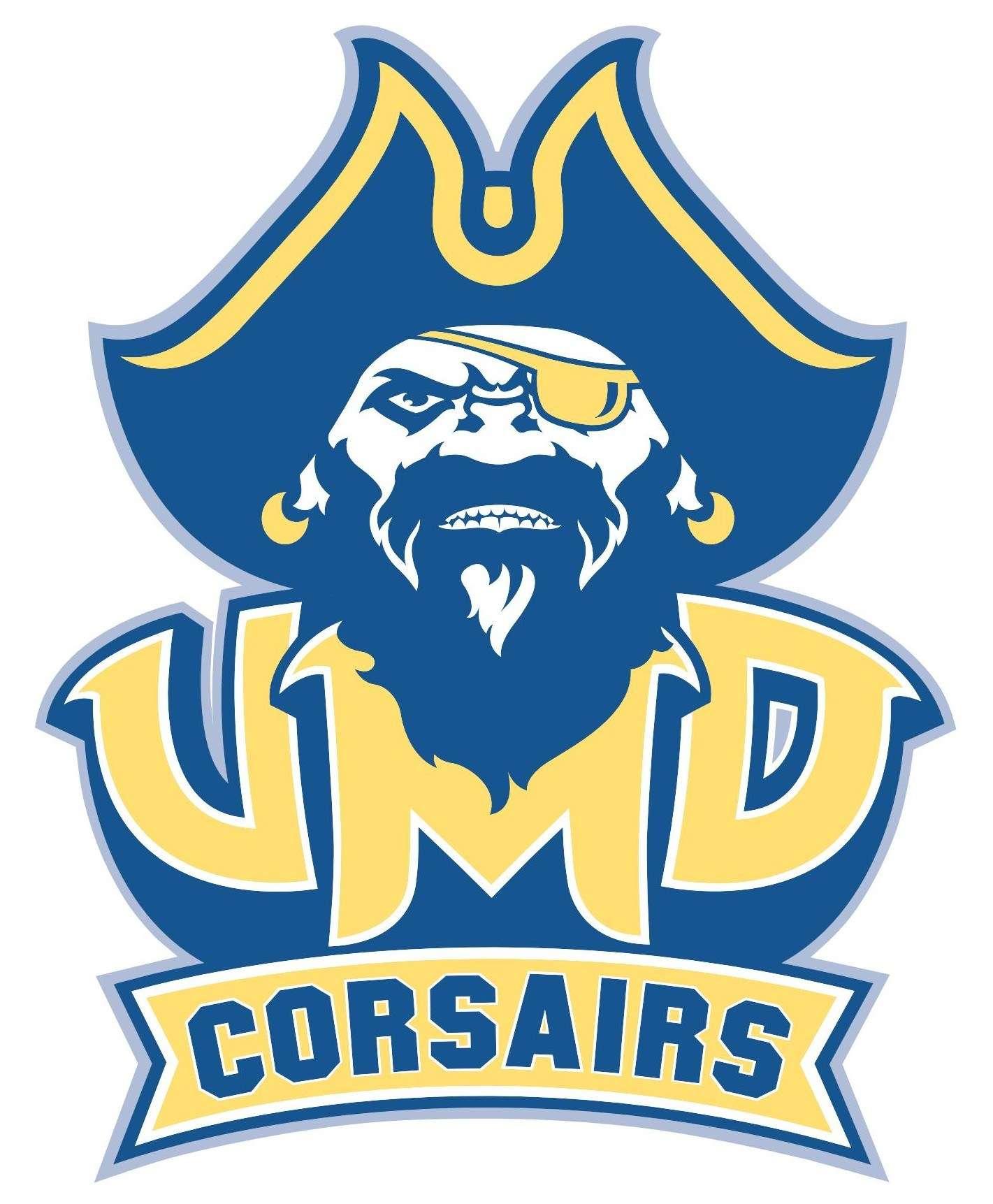 Umass-Dartmouth-Corsairs-Logo