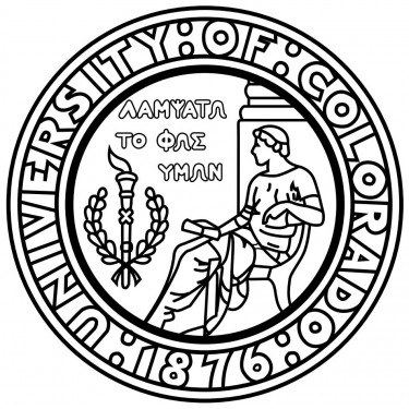 University of Colorado Boulder Logo and Seal png
