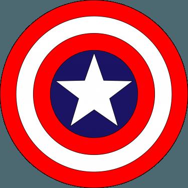 Captain America Logo [Shield]