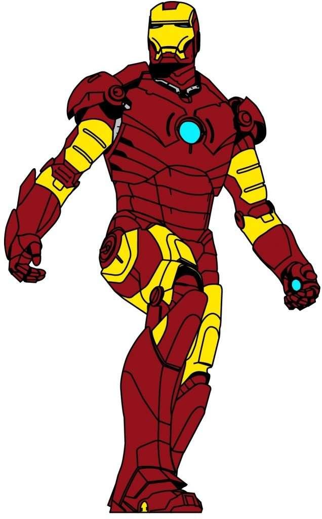 Iron Man Logo png