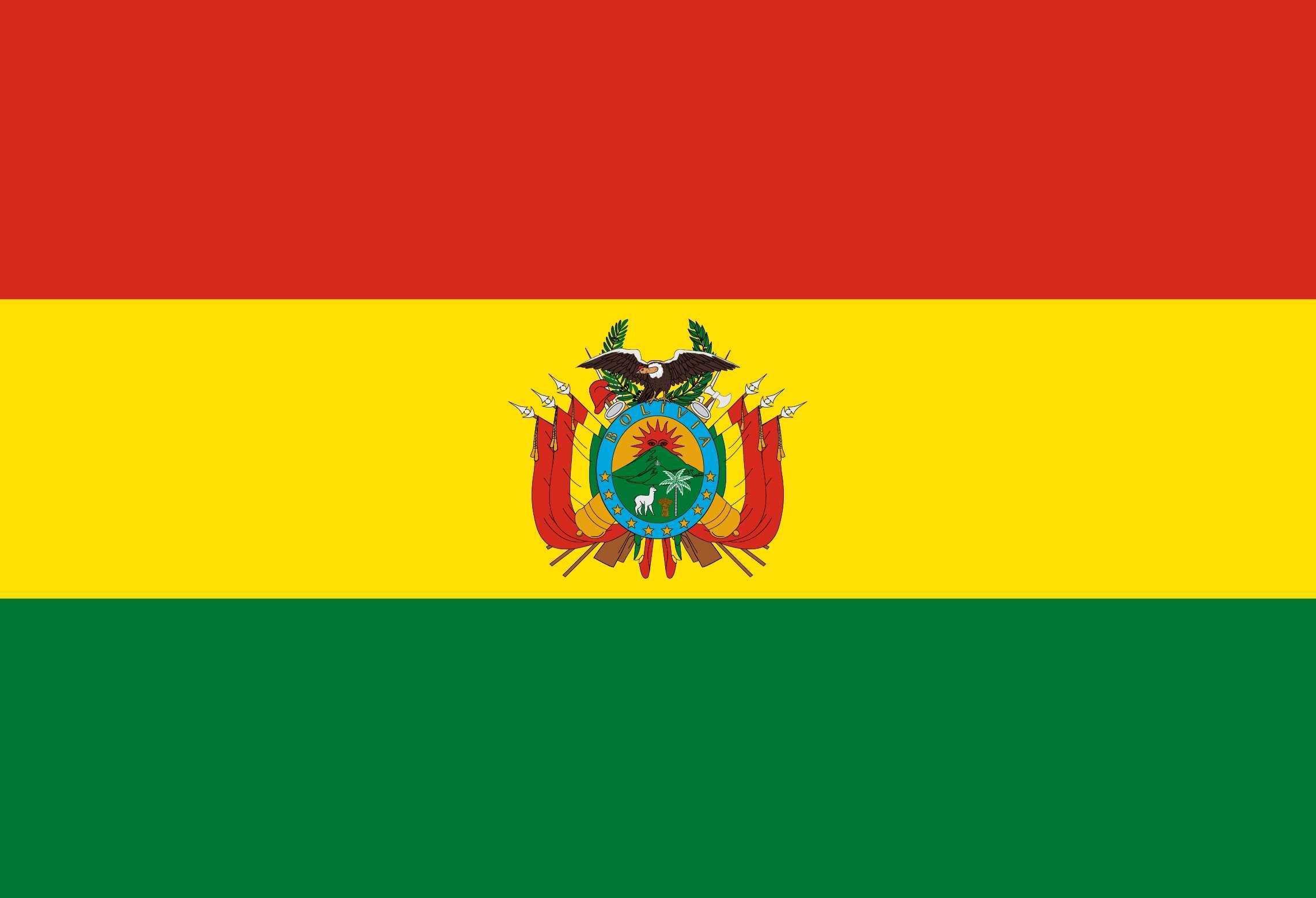 Bolivia-flag