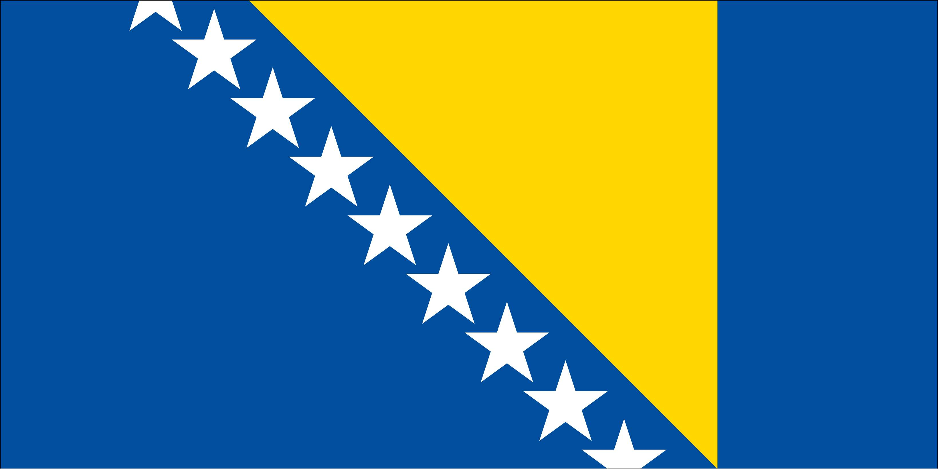 Bosnia-and-Herzegovina-Flag