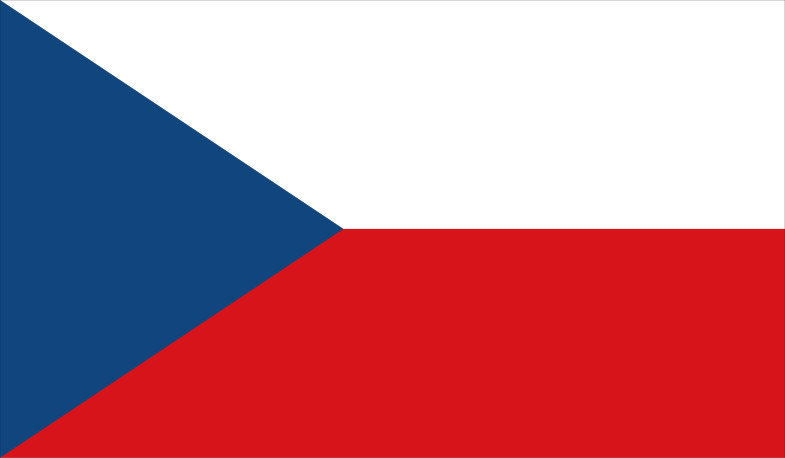 Czech Republic Flag png