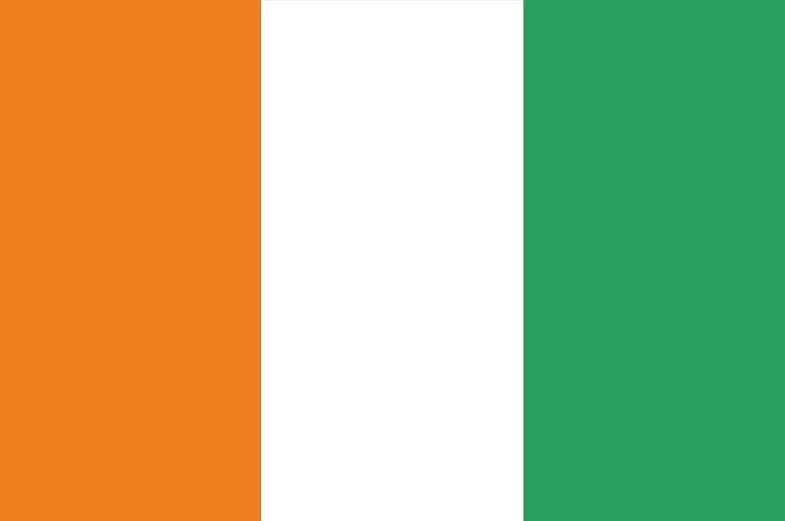 Ivory Coast Flag png