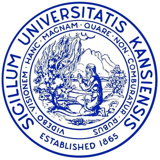 KU Logo&Seal [University of Kansas] png