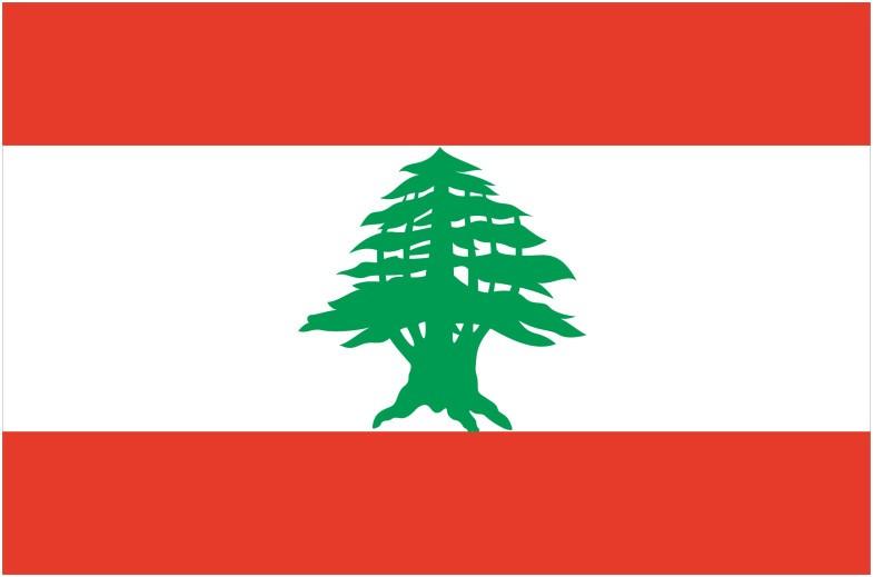 Lebanon Flag [informs.gov.lb] png