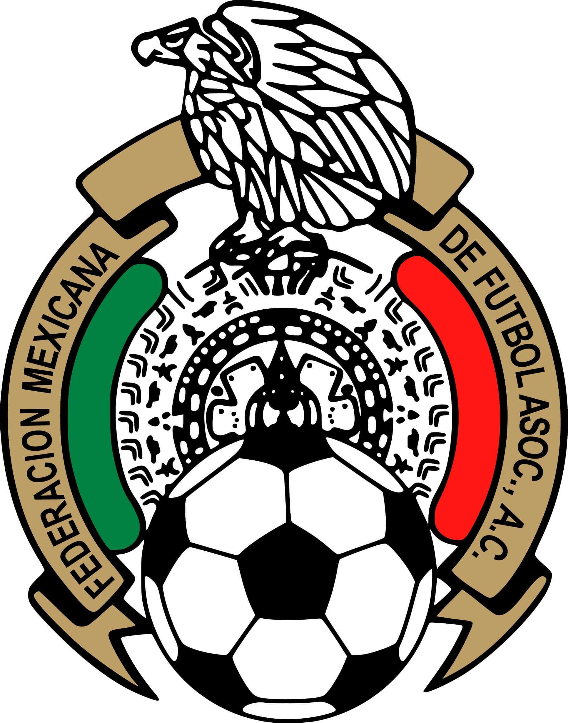Mexico-national-football-team-and-Federation-of-Association-Football-logo