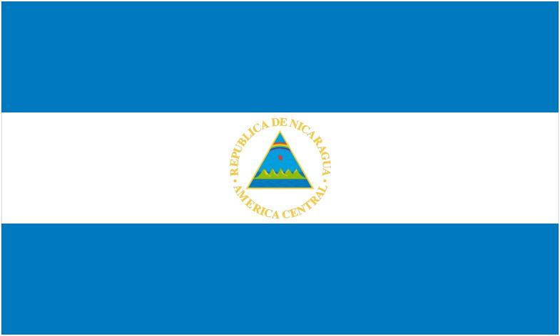 Nicaragua Flag png