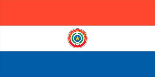 Paraguay-Flag