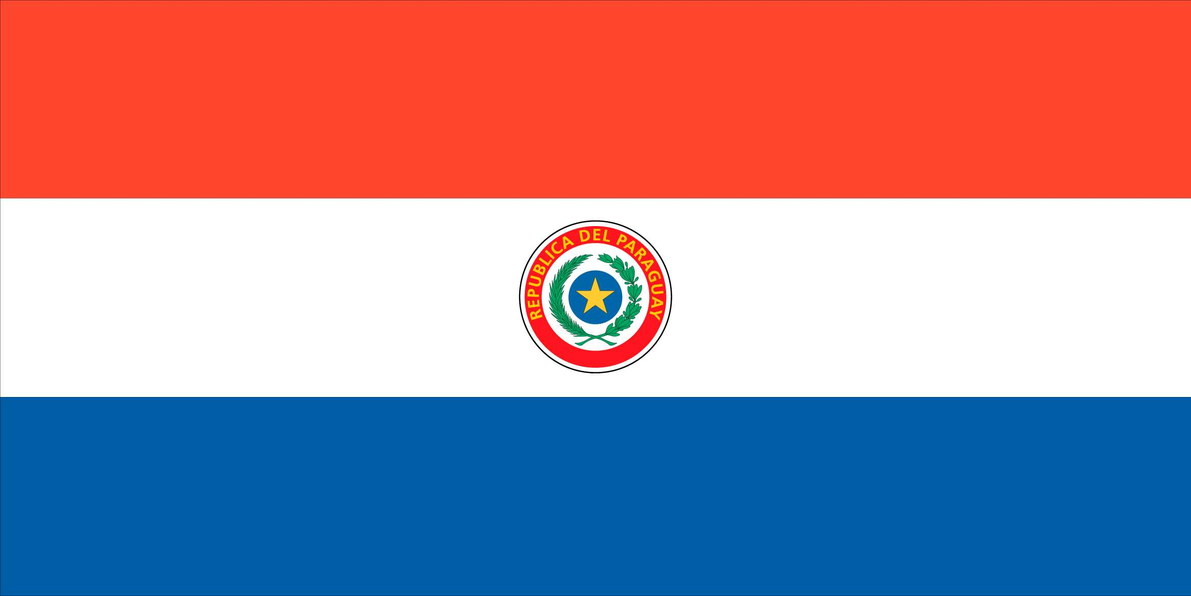 Paraguay-Flag