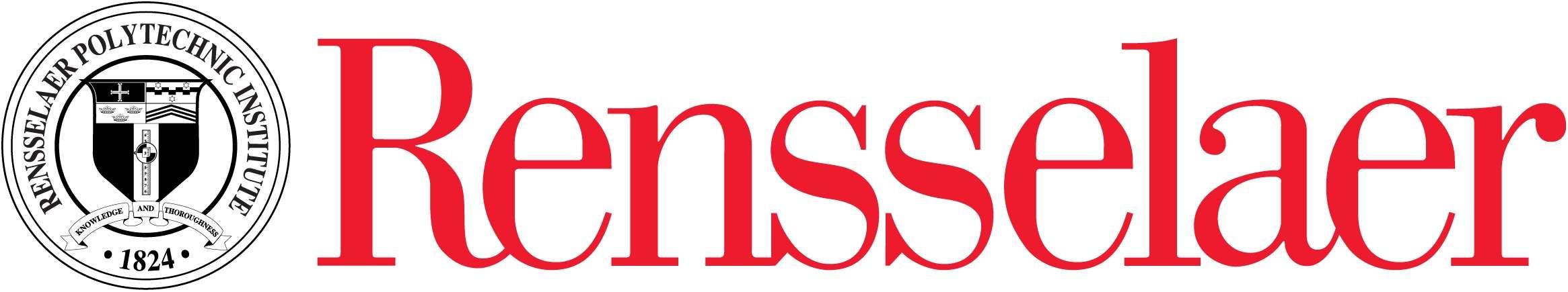 RPI Logo&Seal [Rensselaer Polytechnic Institute] png