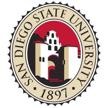 SDSU Logo Seal [San Diego State University] png