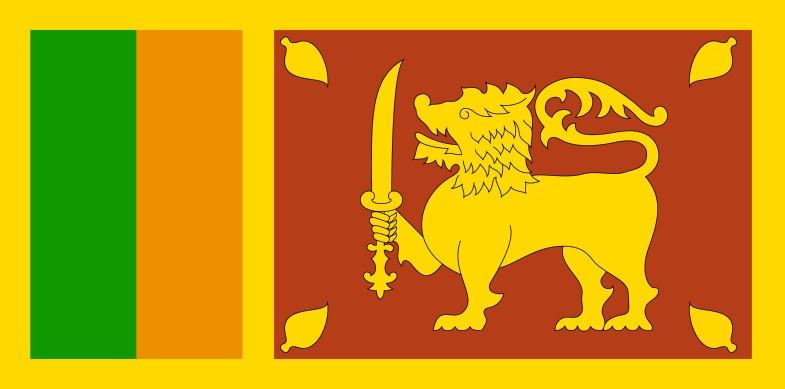 Sri Lanka Flag png