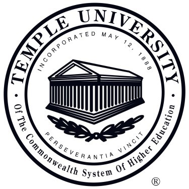 Temple University Logo png