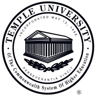 Temple University Logo
