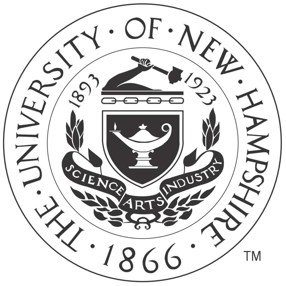 UNH Logo&Seal [University of New Hampshire] png