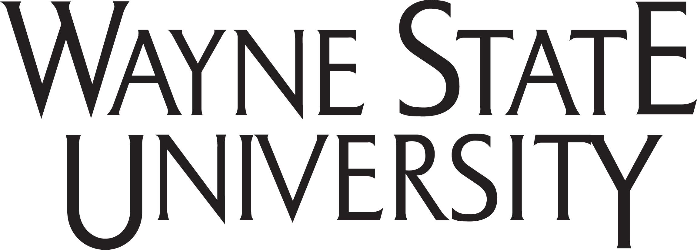 WSU Logo [PDF   Wayne State University] png