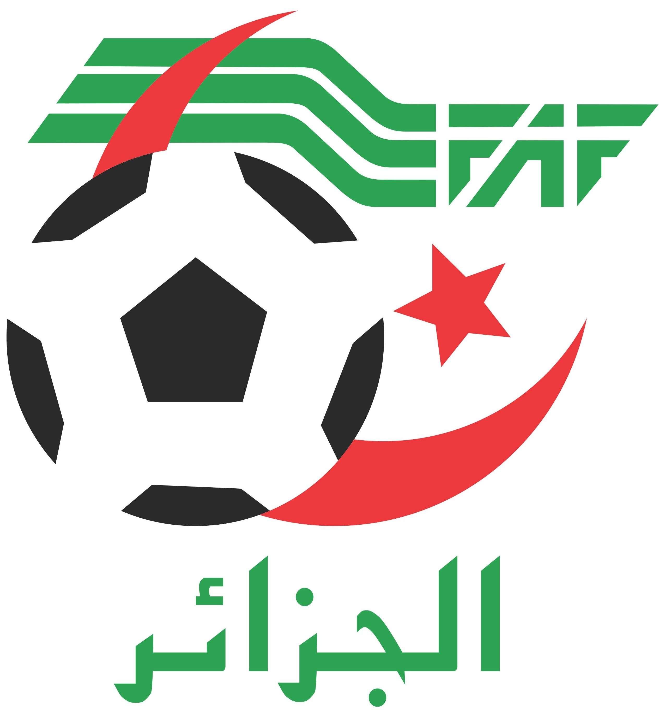 algerian-football-federation-algeria-national-football-team-logo
