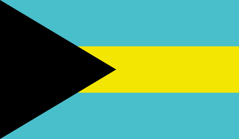 bahamas flag 785x457 vector
