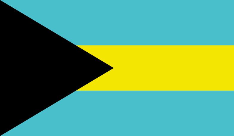 Bahamas Flag png