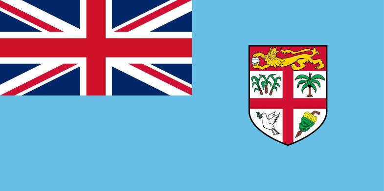 Fiji Flag&Coat of arms png