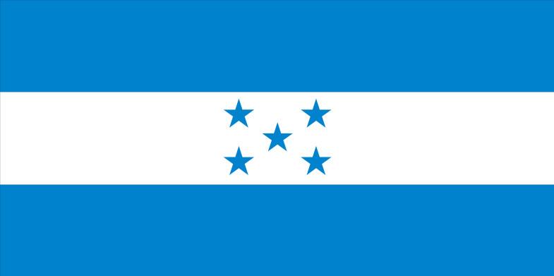 Honduras Flag png