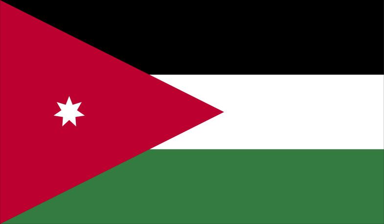 Jordan Flag png
