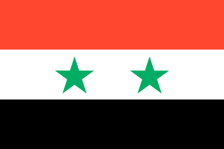 Syria Flag png