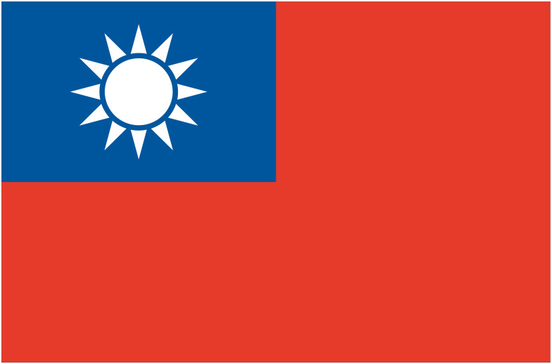 Taiwan Flag png