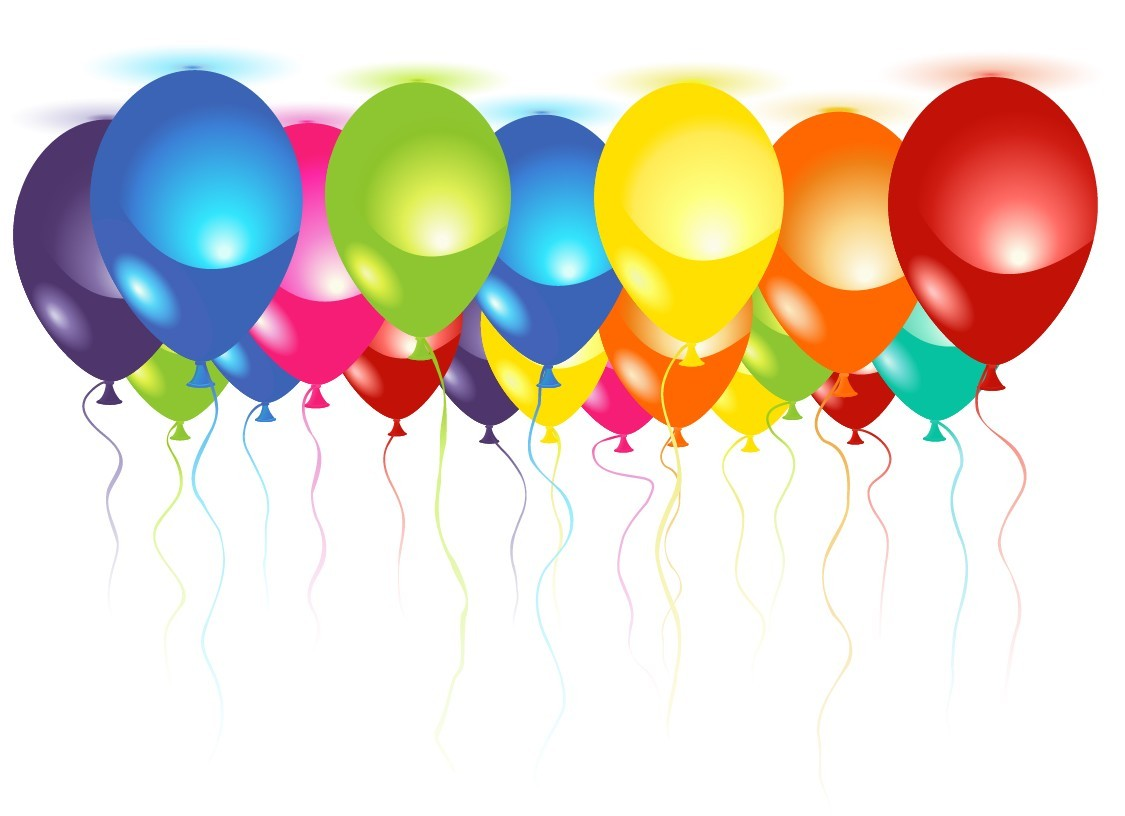 Party   Balloons png