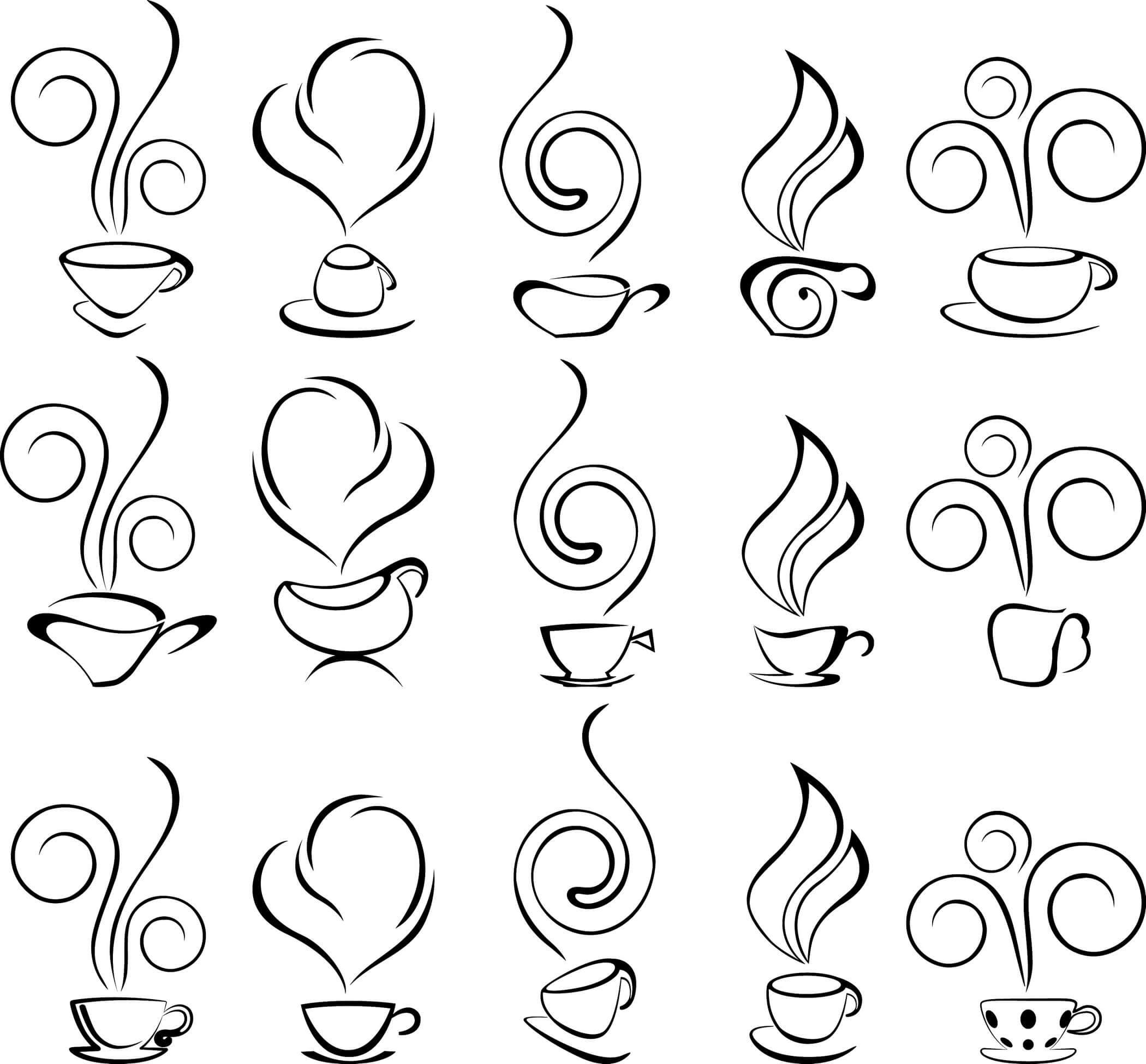 Coffee graphic 01 png