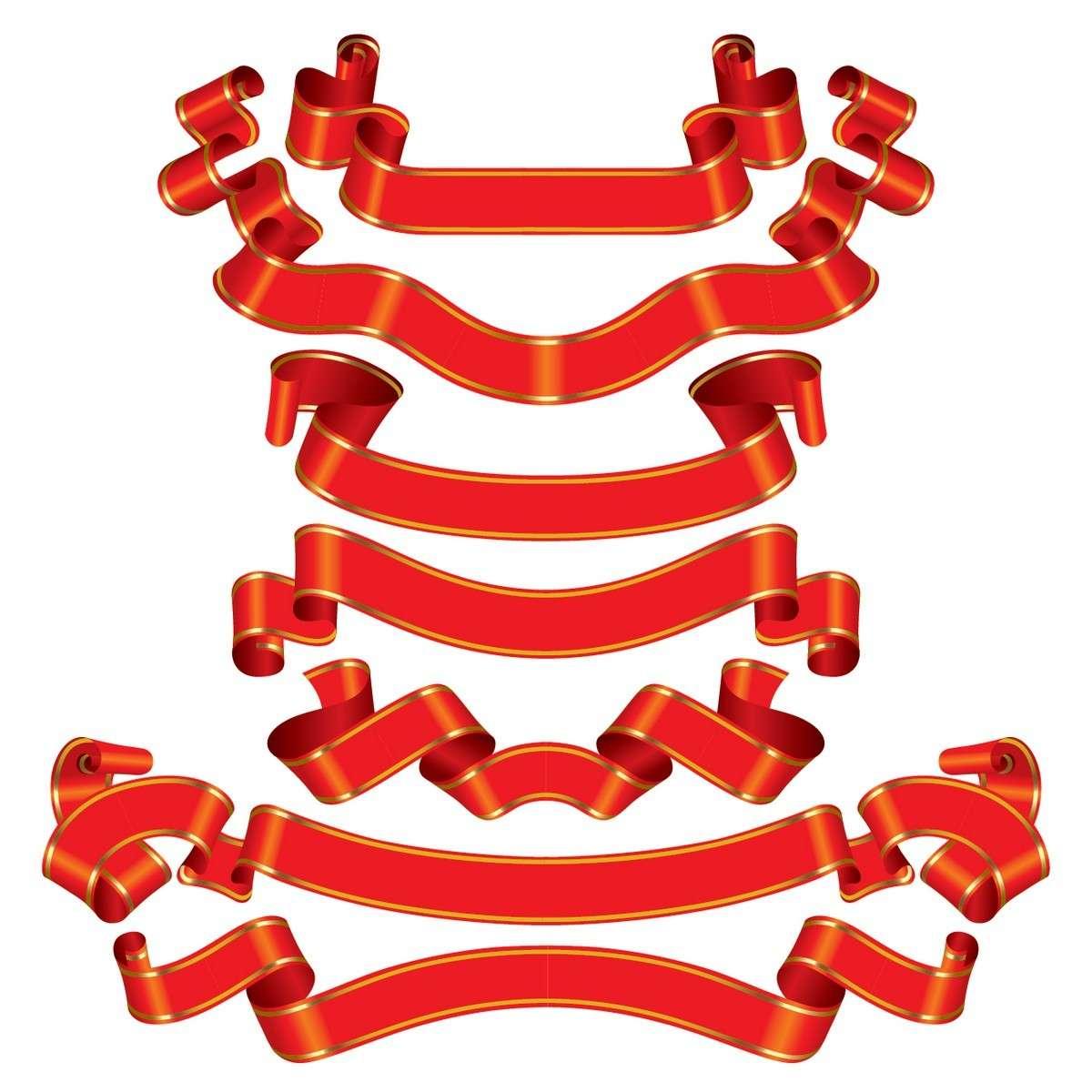 Ribbons 02 png