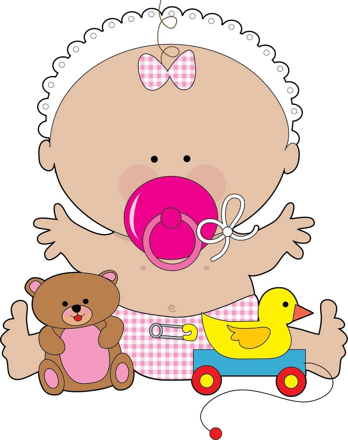 Cartoon Baby, Children, Kids 02 png
