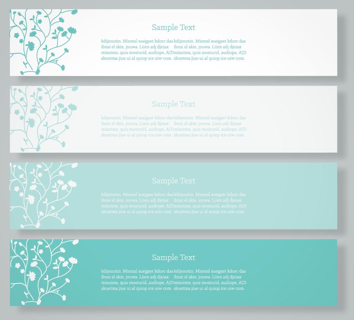 Design banner free download - Banner03