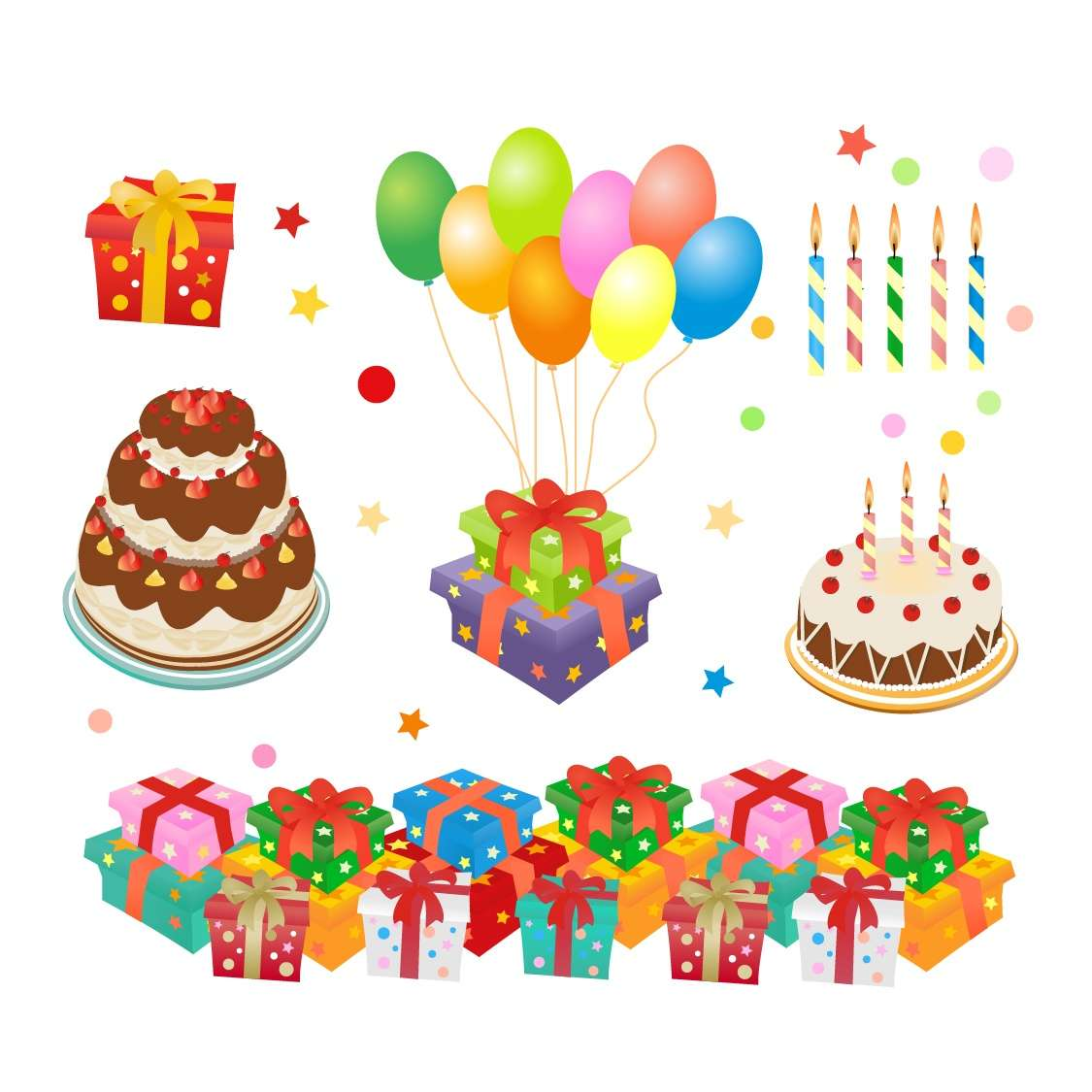 Birthday, Party, Balloon png