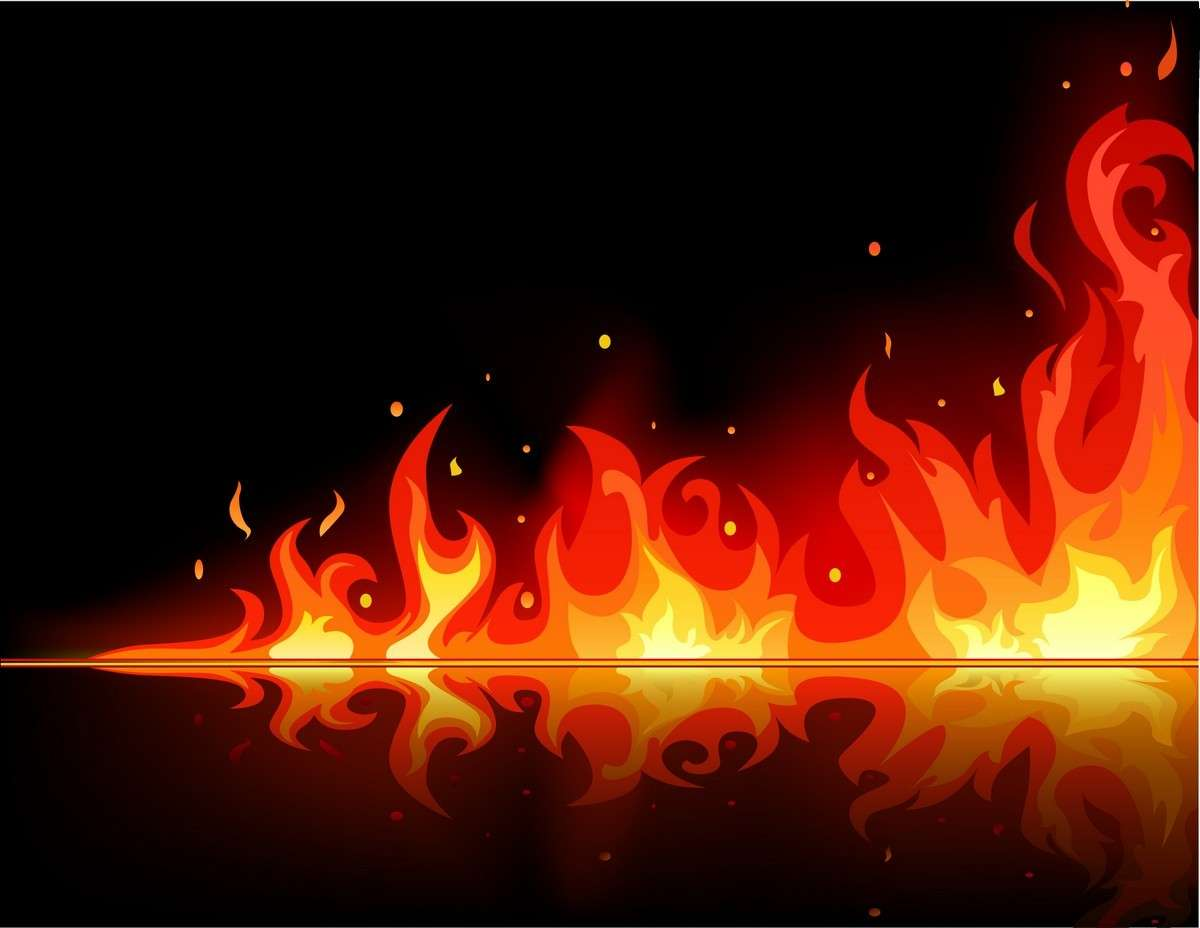 Flame, Fire 05 png